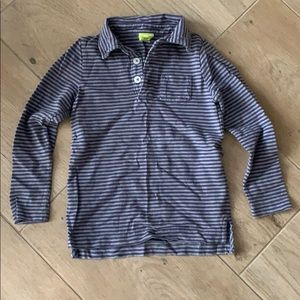 J crew (crewcuts) boys size 2 long sleeved shirt